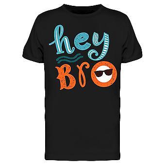 Hei Bro tee miesten ' s-Image Shutterstockissa