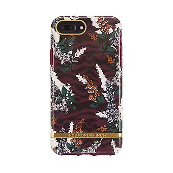 Richmond & Finch shells for IPhone 6/7/8 Plus-Floral Zebra