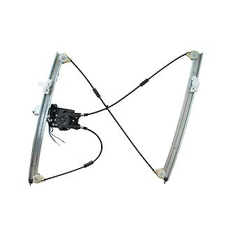 Front LH Electric Window Regulator til RENAULT LAGUNA mk2 (BG01_), 2001-2007