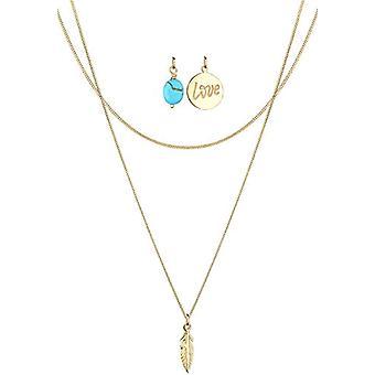 Goldhimmel Silver Pendant Necklace 925 - 45 cm