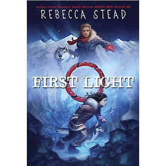 First Light by Rebecca Stead - 9780440422228 Book