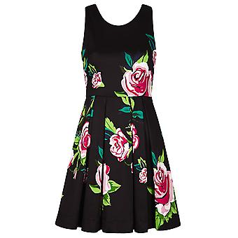 Louche Priti Dress Black