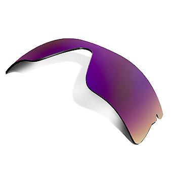 Polarized Replacement Lenses for Oakley Radar Range Sunglass Purple Anti-Scratch Anti-Glare UV400 by SeekOptics