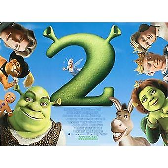 Shrek 2 (Regular) (Double Sided) Original Cinema Poster