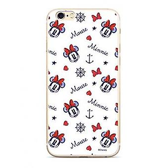 Disney Minnie 007 Back Cover for Samsung G950 Galaxy S8 , white