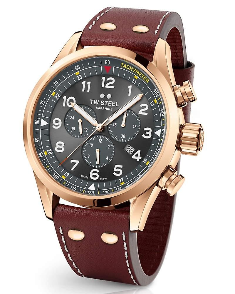 Tw Steel Swiss Volante Svs203 Chronograph watch 48mm