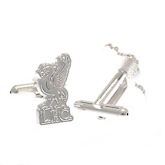 Liverpool FC Silver Plated Cufflinks