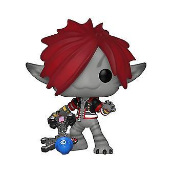 Funko-POP! Games Kingdom Hearts III Monsters Inc Sora figuur speelgoed