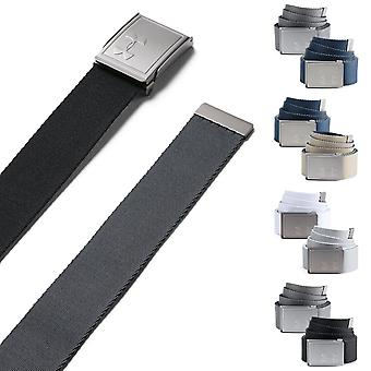 Under Armour Mens Webbing 2.0 Reversible 2-in-1 Fabric Golf Belt