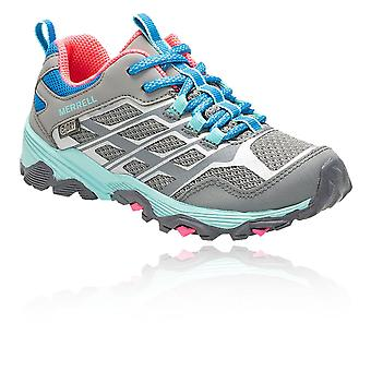Merrell MOAB FST Low Waterproof Junior Walking Shoes - AW20