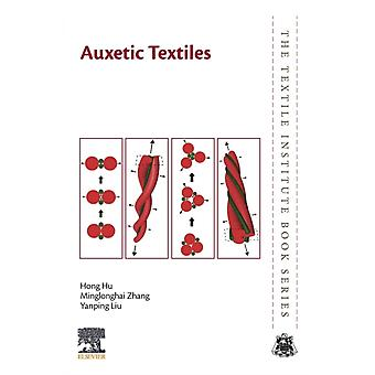 Auxetic Textiles by Hu & Hong