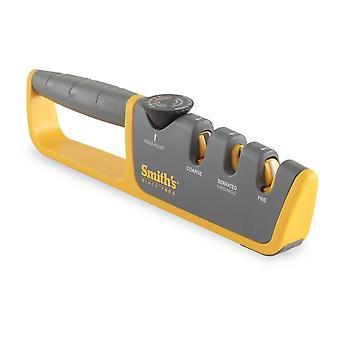 Smith's Schleifmittel einstellbare Winkel Pull-Thru Messer schärfer #50264
