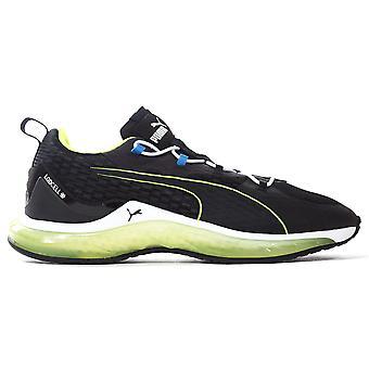 Puma LQDCELL Hydra Mens Fitness Training Trainer Shoe Black/Yellow