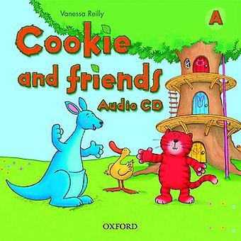Cookie and Friends A Class Audio CD von Reilly & Vanessa
