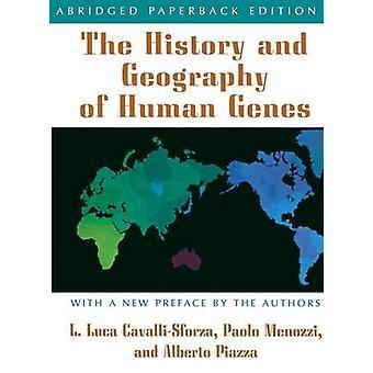 The History and Geography of Human Genes by CavalliSforza & Luigi LucaMenozzi & PaoloPiazza & Alberto