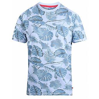 DUKE Duke-D555 All Over Print Hawaiian Fashion T-Shirt