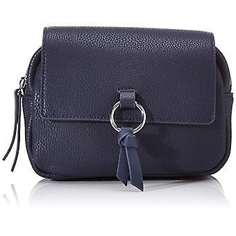 Tom Tailor Acc Carrara - Blue Women's Shoulder Bags (Dunkelblau) 20x14x5cm (W x H L)