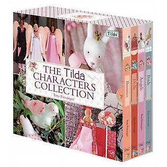 The Tilda Characters Collection - Birds - Bunnies - Angels and Dolls b
