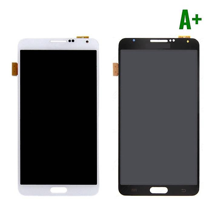 Stuff Certified® Samsung Galaxy Note 3 N9005 (4G) screen (Touchscreen + AMOLED + Parts) A + Quality - Black / White