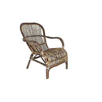 Light & Living Chair 83x64x86cm Bandung Rattan Spider