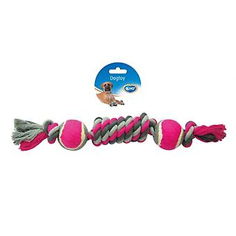 Duvo+ Dummy Pink Tennis Balls 38cm 2 (Dogs , Toys & Sport , Balls)