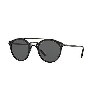Oliver Peoples Remick OV5349S 1465/87 Semi Matte Black/Grey Sunglasses