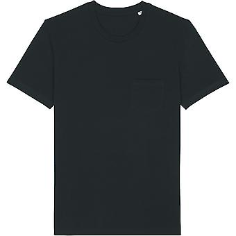 greenT Mens Organic Cotton Creator Pocket Soft Touch T Shirt
