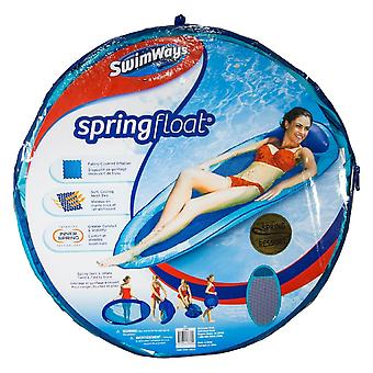 Swimways Spring Float Original Aqua/Blå
