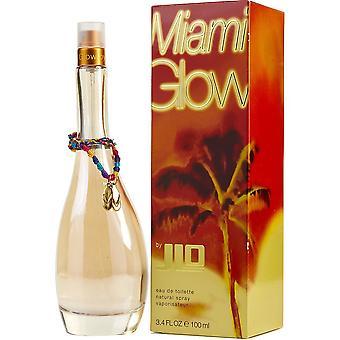 Jennifer Lopez Miami Glow Eau de Toilette Spray 100ml