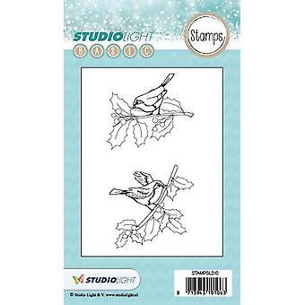 Studio Light A6 Clear Stamp - Basisnummer 210