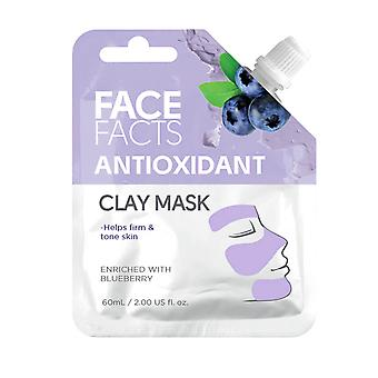 Face Facts Clay Face Mask ~ Antioxidant