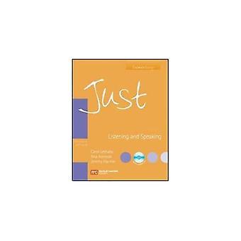 Just Listening & Speaking: Intermediate British English Version: The Just Series