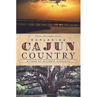 Utforska Cajun land: En rundtur i historiska Acadiana