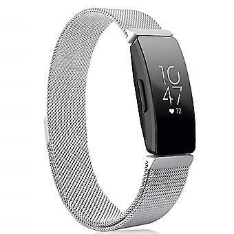 Fitbit Inspire/Inspire HR-ranne koru Milanestinen silmukka