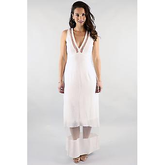 Schiere Genie Maxi-Kleid