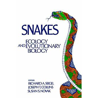 Snakes Ecology and Evolutionary Biology by Seigel & Richard & A.