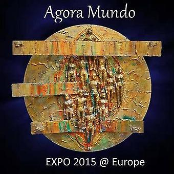 Agora Mundo 2015 by Kirchner & Florian