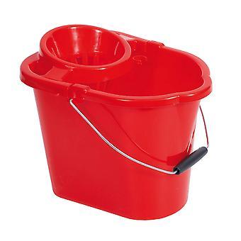Robert Scott Red Mop Bucket & Wringer
