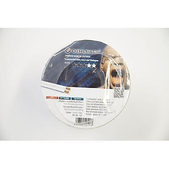 Oehlbach Lautsprecherkabel  2 x 2,5 mm² weiß 10 Meter Spule