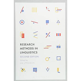 Research Methods in Linguistics by Lia Litosseliti - 9781350043435 Bo