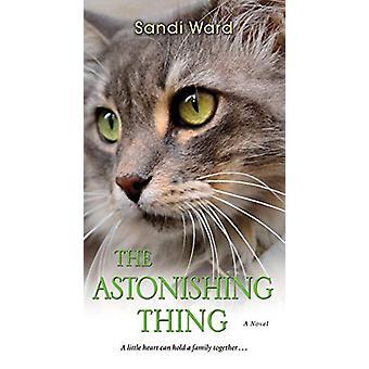 Astonishing Thing by Sandi Ward - 9781496730299 Book