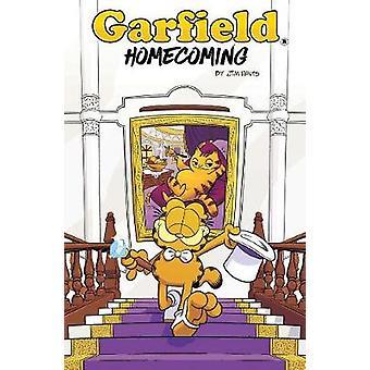 Garfield - Homecoming by Jim Davis - 9781684153091 Book