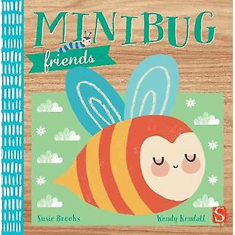 Elephant & Bird - Minibug Friends by Susie Brooks - 9781912537945