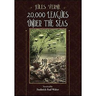 20 -000 Leagues Under the Seas - A World Tour Underwater by Jules Vern