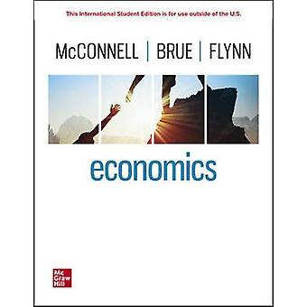 ISE Economics by Campbell McConnell - 9781260570618 Book