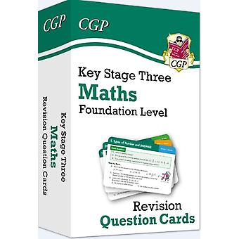 Nieuwe KS3 Maths Revision Question Cards Foundation