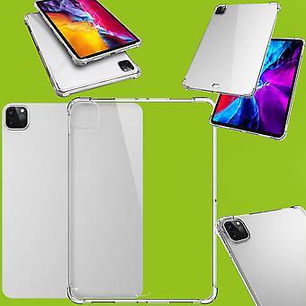 Für Apple iPad Pro 11.0 2020 Transparent Tablet Schock Tasche Hülle Case TPU Silikon dünn