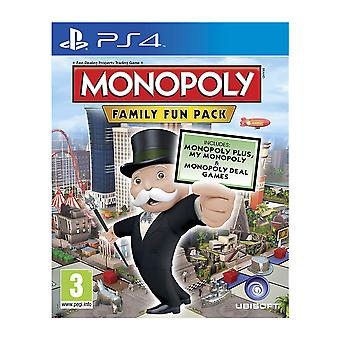 Monopolie Family Fun Pack (PS4)