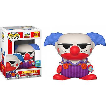 Toy Story Chuckles SDCC 2019 US Exclusive Pop! Vinyl
