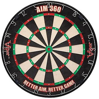 42-6008, Viper AIM 360 Sisal Dartscheibe